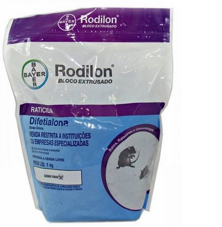 Rodilon Bloco Extrusado